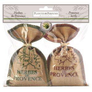 2 petits sacs d'Herbes de provence