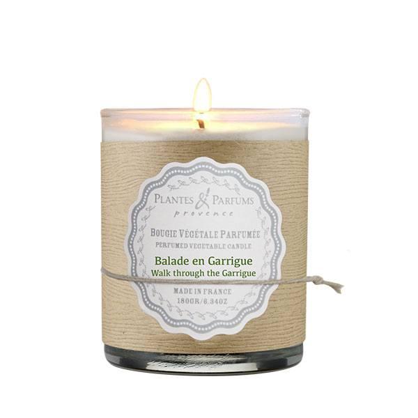 Bougie Parfumée Balade en Garrigue