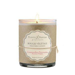 bougie parfumée gourmandises provençales