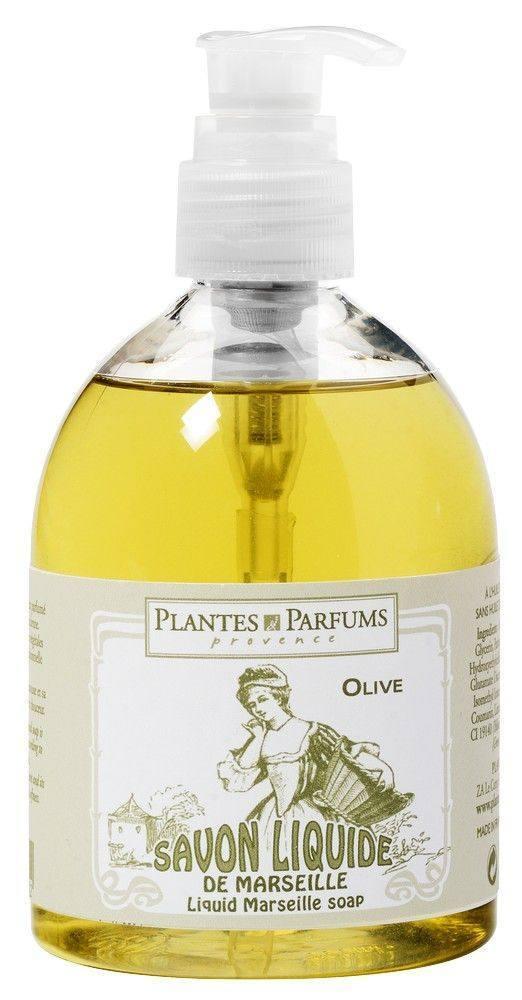 savon liquide olive 300ml plantes et parfums de provence. Black Bedroom Furniture Sets. Home Design Ideas
