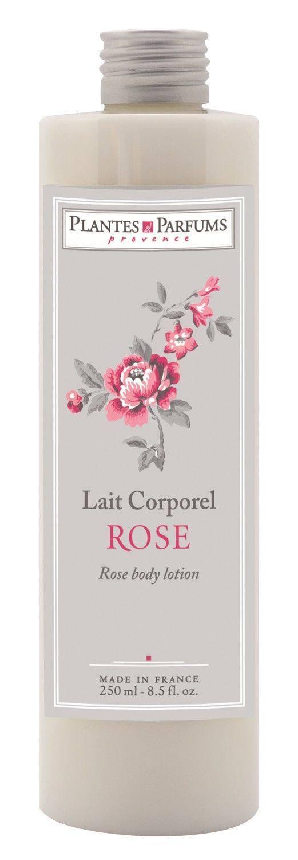 lait corps rose plantes et parfums de provence. Black Bedroom Furniture Sets. Home Design Ideas