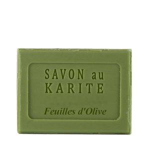 Savon au Beurre de Karité parfum Feuilles d'Olive
