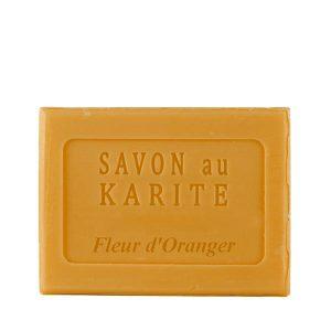Savon au Beurre de Karité parfum Fleur d'Oranger