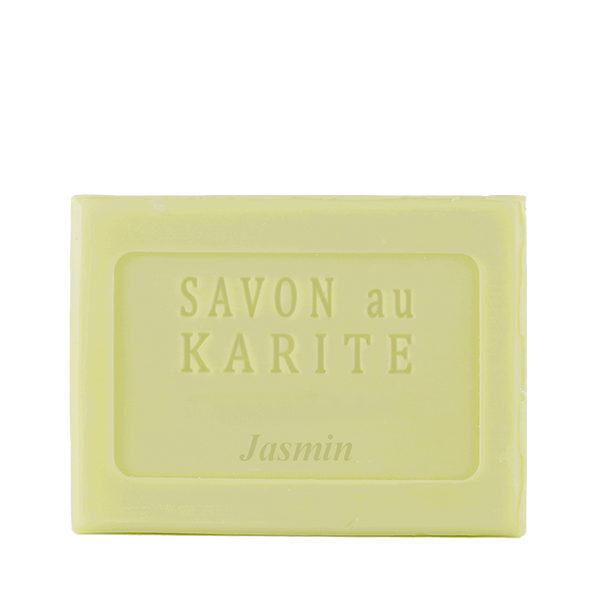Savon au Beurre de Karité parfum Jasmin