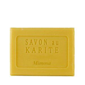 Savon au Beurre de Karité parfum Mimosa