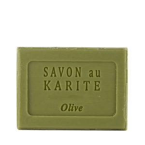 Savon au Beurre de Karité parfum Olive