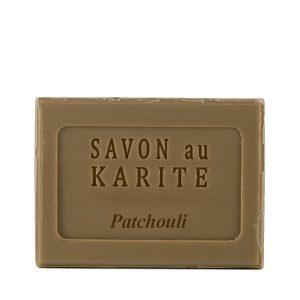Savon au Beurre de Karité parfum Patchouli