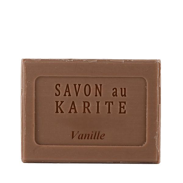 Savon au Beurre de Karité parfum Vanille