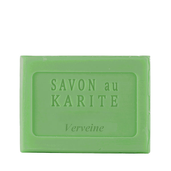 Savon au Beurre de Karité parfum Verveine