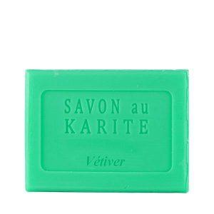 Savon au Beurre de Karité parfum Vétiver