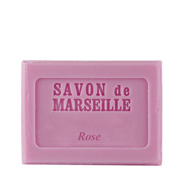 Savon de Marseille parfum Rose