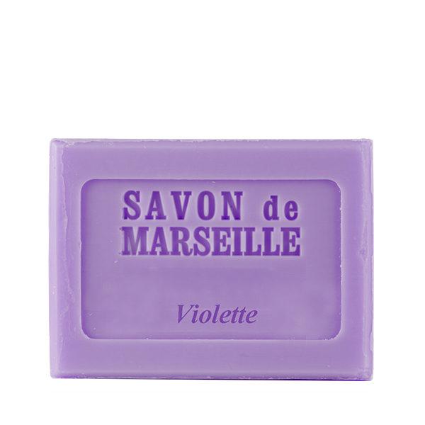 Savon de Marseille parfum Violette