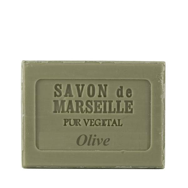 Bo te olive avec savon olive 100g plantes et parfums de provence - Composition savon de marseille ...