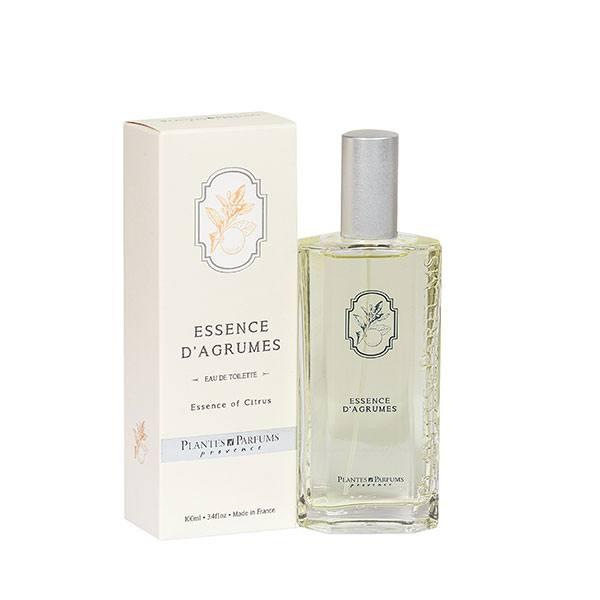Essence Of Citrus Eau De Toilette Plantes Et Parfums De Provence