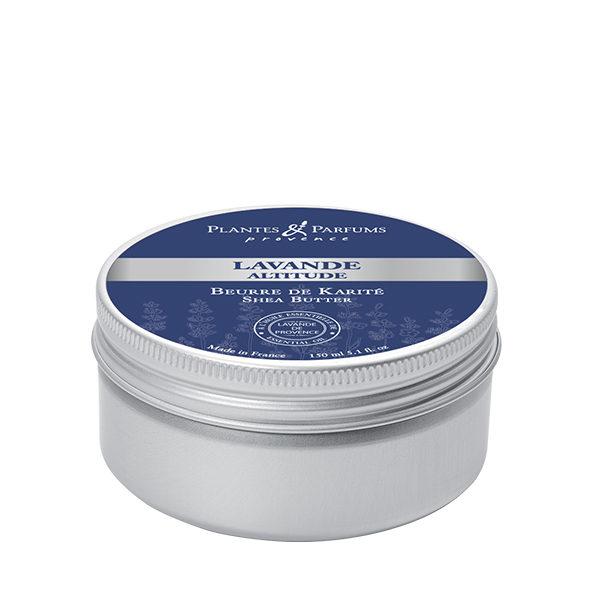 beurre de karité lavande altitude