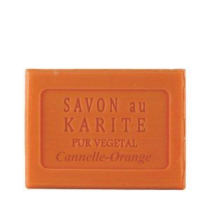 Shea Butter Soap - Cinnamon-Orange