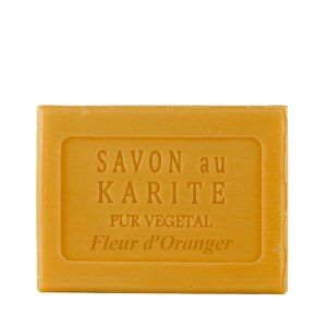 Shea Butter Soap - Orange Blossom