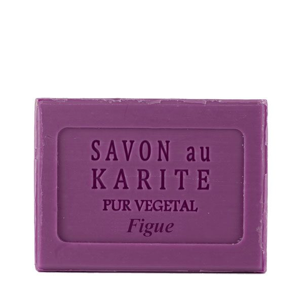 Savon au Beurre de Karité parfum Figue