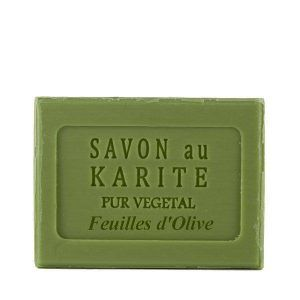 Shea Butter Soap - Olive Leaf