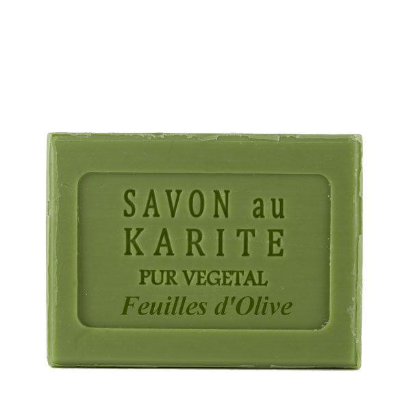 Savon au Beurre de Karité parfum Feuille d'Olive