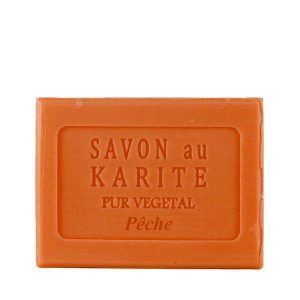 Shea Butter Soap - Peach