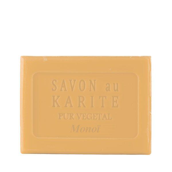 Savon au Beurre de Karité parfum Monoï