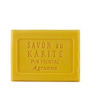 Shea Butter Soap - Citrus Fruits
