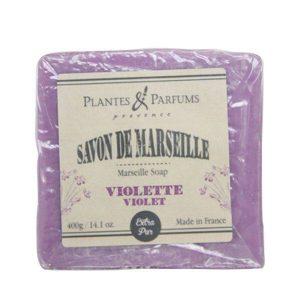 Savon de Marseille Cube Violette