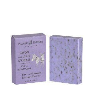 Soap with Donkey's Milk - Lavender Flowers