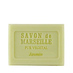 Savon de Marseille parfumé Jasmin