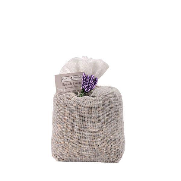 Ecru cotton sachet 80g/2.72 oz.