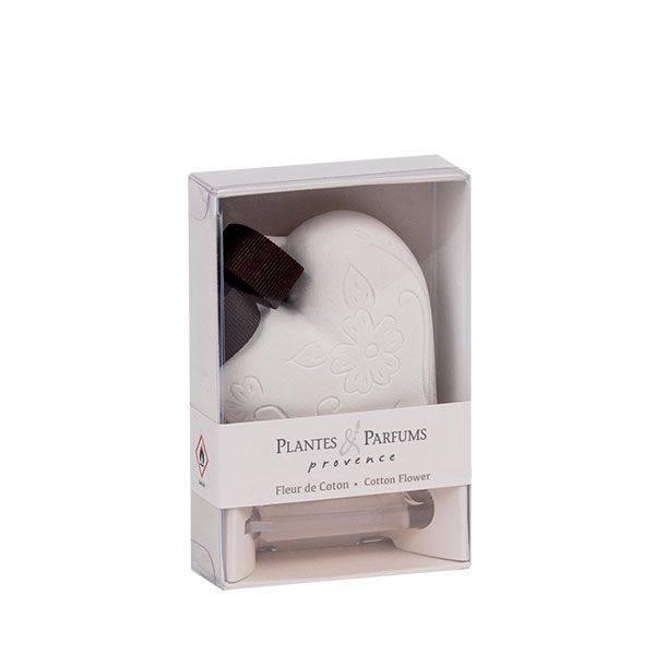coffret coeur fleur de coton plantes et parfums de provence. Black Bedroom Furniture Sets. Home Design Ideas