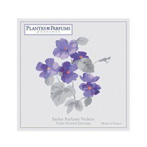 Enveloppe Parfumée - Violette