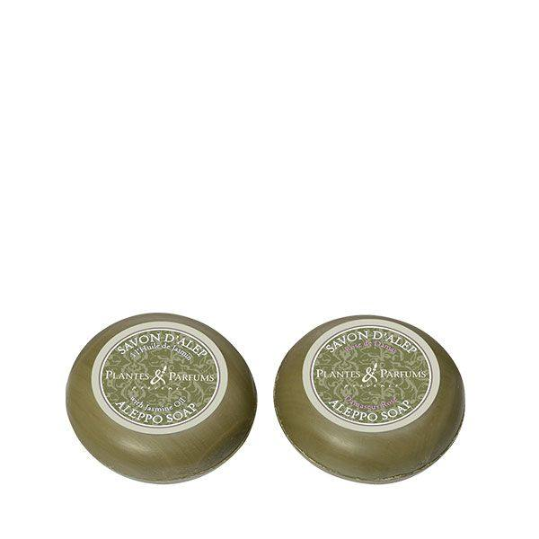 Aleppo Soap enriched with natural Jasmine oil