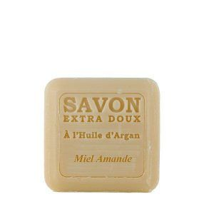 Argan Oil Soap - Almond Honey
