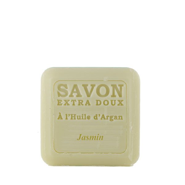 Savon à l'huile d'Argan parfum Jasmin