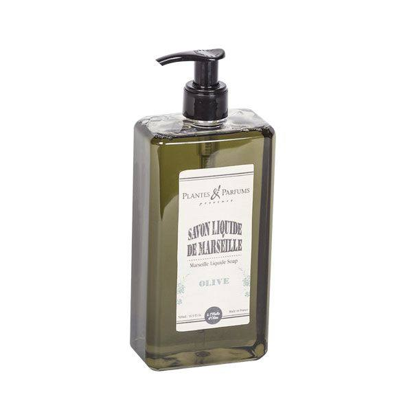 Savon Liquide Parfum Olive 500ml