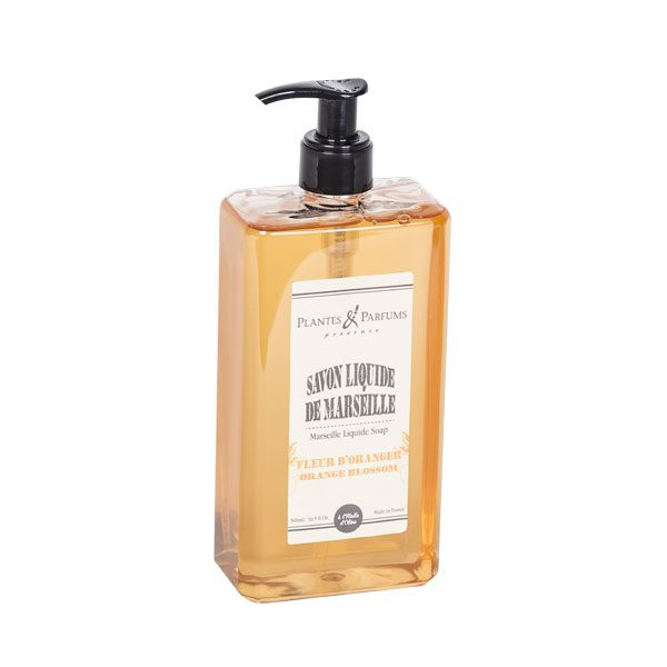 Orange Blossom Liquid Soap