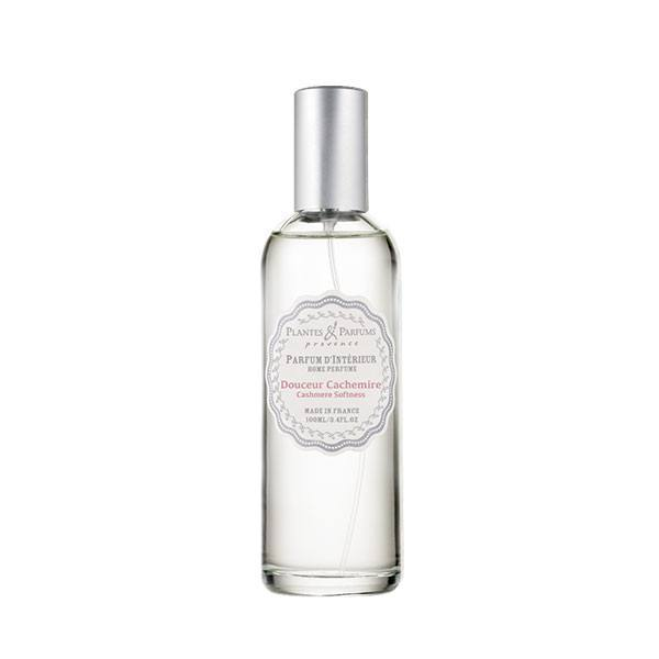 parfum d 39 int rieur douceur cachemire plantes et parfums de provence. Black Bedroom Furniture Sets. Home Design Ideas
