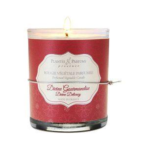 Bougie Parfumée Divine Gourmandise