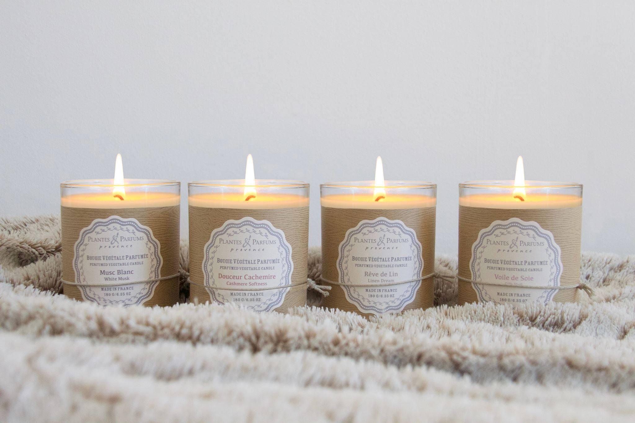 comment utiliser une bougie parfum e plantes et parfums. Black Bedroom Furniture Sets. Home Design Ideas