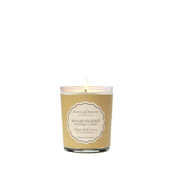 Mini-Bougie Parfumée Fleur de Coton