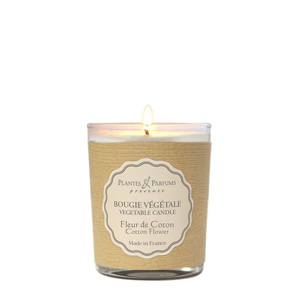 Bougie Fleur De Coton : bougie parfum e 75g fleur de coton plantes et parfums de provence ~ Teatrodelosmanantiales.com Idées de Décoration