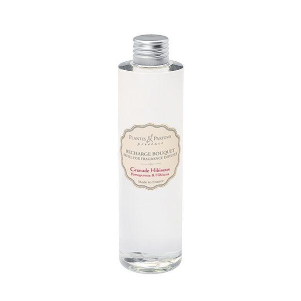recharge bouquet parfumé grenade hibiscus