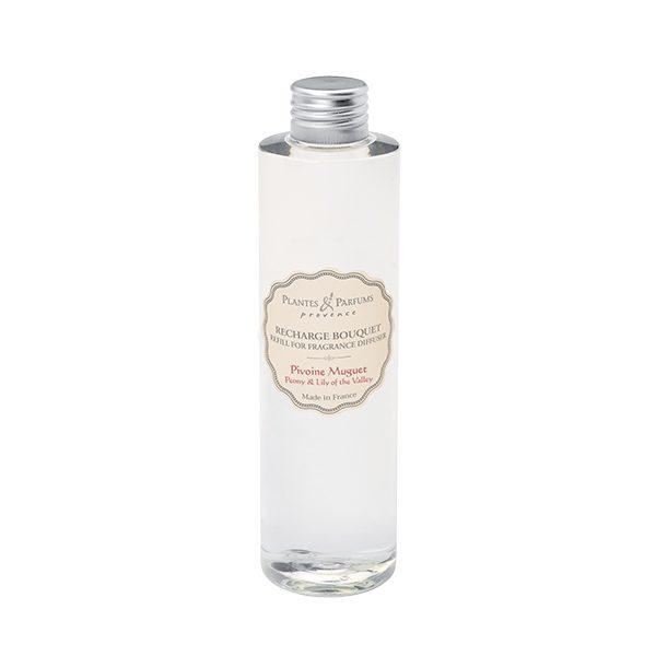 recharge bouquet parfumé pivoine muguet