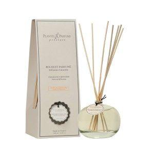 bouquet parfumé - diffuseur de parfums jardin des hespéridés