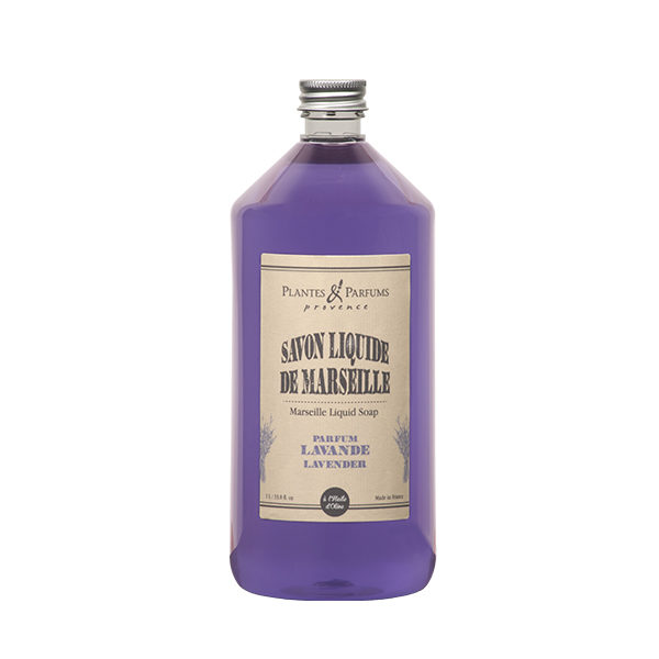 recharge savon liquide senteur lavande
