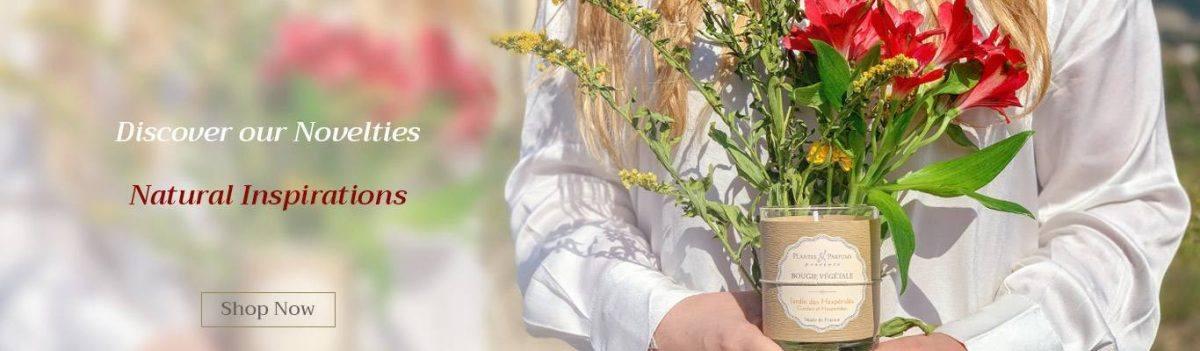 Bannière Plantes et Parfums