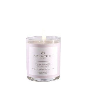 Perfumed Candle 75g - Cotton Flower