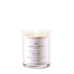 Perfumed Candle 75g - Linen Dream